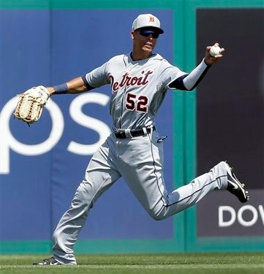 The Detroit Tigers designated Quintin Berry for assignment Sunday morning after acquiring Francisco Martinez in a trade.