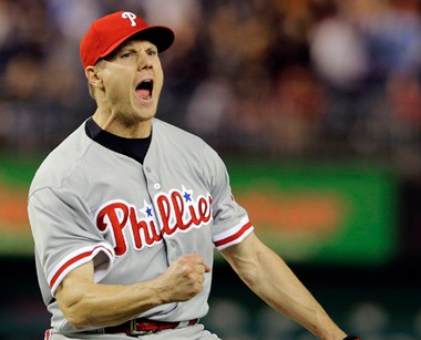 Jonathan Papelbon has four blown saves, but a 2.27 ERA for the Phillies. What's he worth to a contender like the Detroit Tigers?