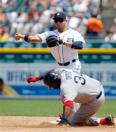 The Detroit Tigers expect that Omar Infante will be ready to return immediately following the All-Star break.