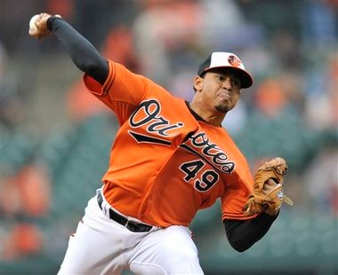 Jair Jurrjens went 3-1 with a 4.70 ERA for the Tigers as a rookie in 2007.