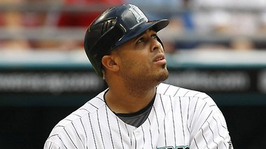Catcher Ronny Paulino batted .267 with two doubles, a home run and six RBIs in 13 games in Triple-A Toledo last season.