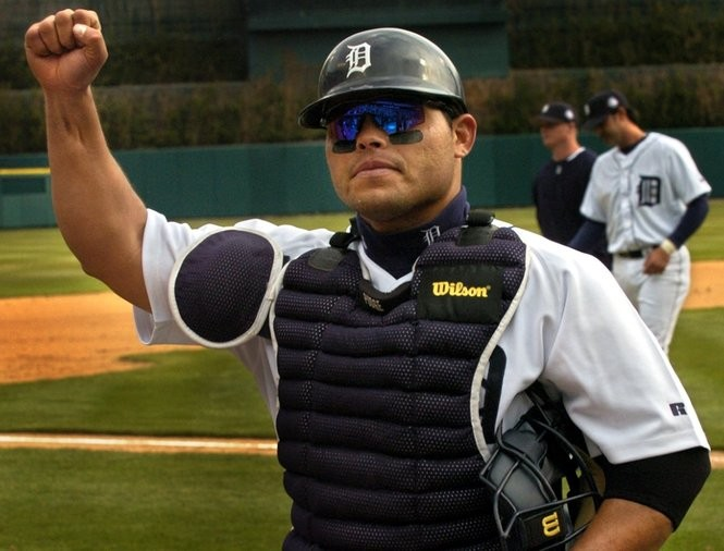 b04e453a1c67d1 How Pudge Rodriguez brought the Detroit Tigers back from the dead ...
