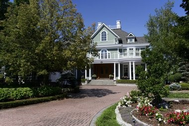 One of the many residential homes on the north end of Boblo Island, Ontario, seen Wednesday, July 27, 2016. (Emily Rose Bennett | MLive.com)