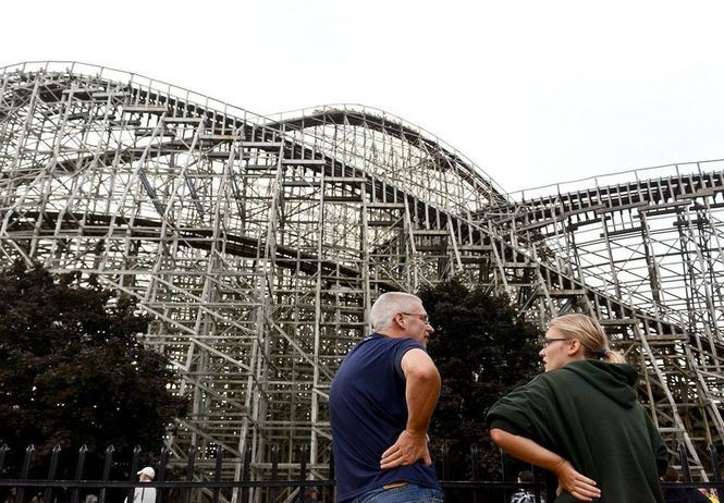 The Coaster Cedar Point Is Building To Replace The Defunct Mean