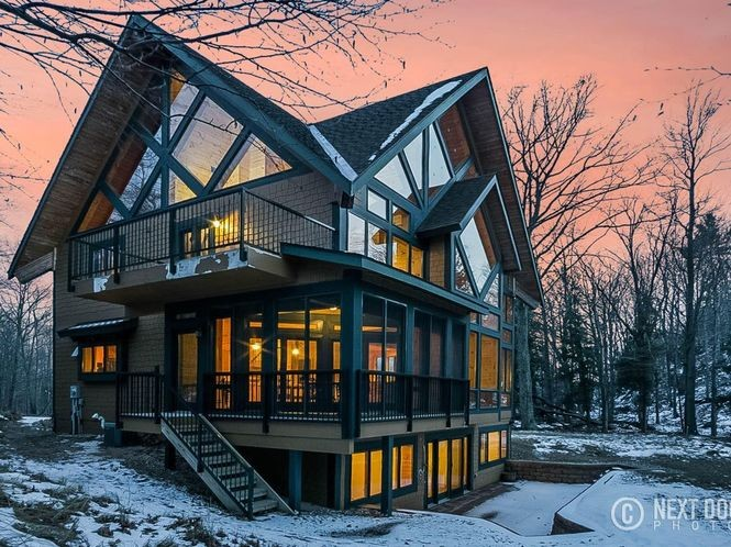 These 7 unique Michigan rentals are just right for your next group