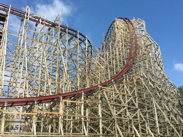 All 15 World Records Cedar Points New Coaster Steel Vengeance