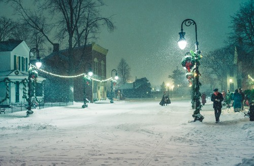Greenfield Village Christmas.This Is Christmas In The 1800s At Holiday Nights At