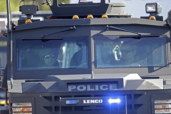 25 photos from 'catastrophic' Florida school shooting scene