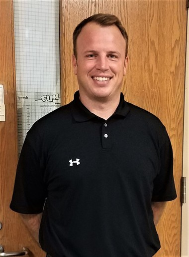 Dan Holden is the new Comstock Park High school principal. He said the community and staff have been very supportive in helping him acclimate to his new position.Photo provided to MLive by Leisha Emmorey