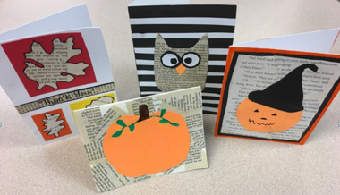 Fall crafts and more are planned at the Leighton Township Library.Photo provided to MLive by Amy Schultz