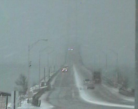 Storm wallops Michigan with 40-car pileup, highway closures