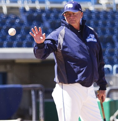 Larry Parrish managed one season with the Whitecaps, and will return to Toledo to manage for the 2014 season.