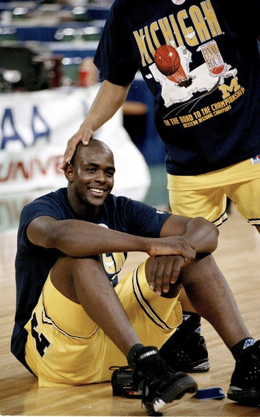 Chris Webber's disassociation ban is being lifted on Wednesday, May 8, 2013.