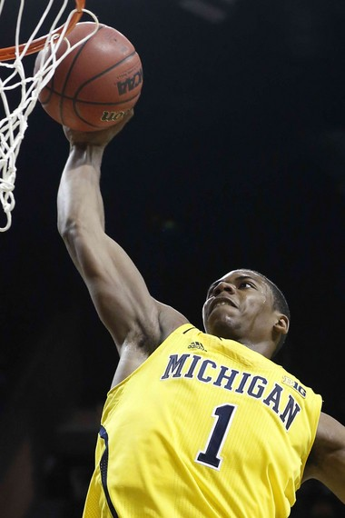 "ESPN's Jay Bilas thinks Glenn Robinson III is one of the country's top ""prospects on the rise."""
