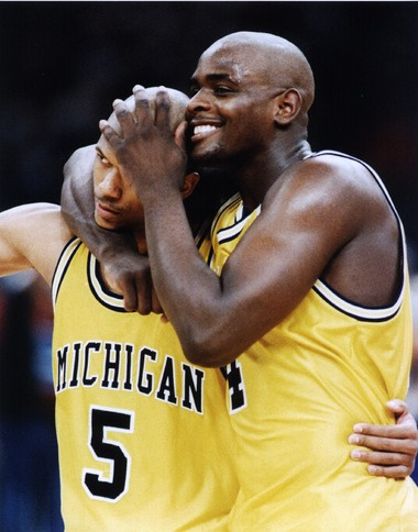 The 10-year disassociation period between Michigan and former star Chris Webber officially came to an end Wednesday.