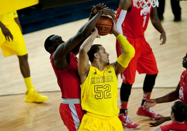 Michigan junior forward Jordan Morgan had a great practice Thursday, according to John Beilein, but it remains unclear how much he'll play Saturday at Wisconsin.