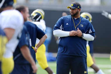Former Michigan defensive line assistant Jerry Montgomery was praised for his coaching -- but his real value was on the recruiting trail.