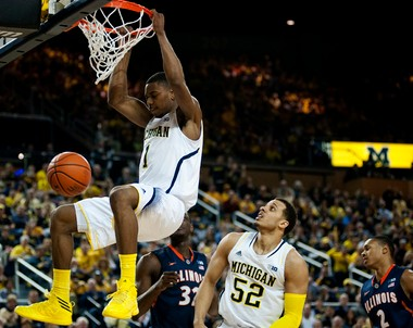 Glenn Robinson III is spending a portion of his summer working with NBA star Kevin Durant.