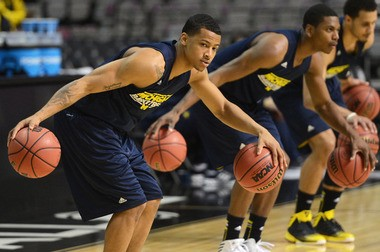 Michigan point guard Trey Burke was named to another All-America team Monday.