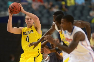 Mitch McGary has averaged 17 points and 11 rebounds in the NCAA tournament in helping Michigan reach the Final Four.