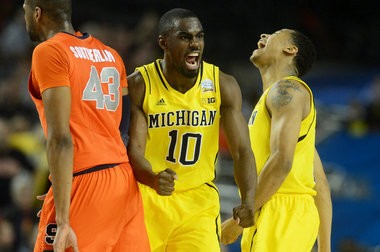 Tim Hardaway Jr.'s draft stock is doing nothing but rising, while Trey Burke is reportedly struggling to gain momentum.