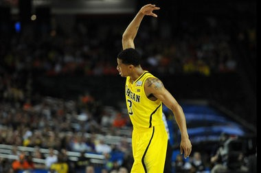 Michigan's John Beilein will talk with Trey Burke over the next two days about his NBA decision.