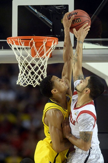 Former Michigan point guard Trey Burke is picking up steam as a candidate for the No. 1 pick in the NBA draft, one analyst says.