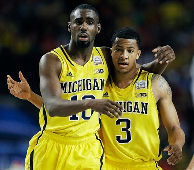 newest 737d3 876fb Tim Hardaway Jr. sacrificed for Trey Burke at Michigan, a ...
