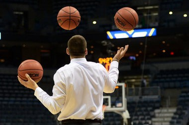 Mitch McGary during the 2014 NCAA tournament.