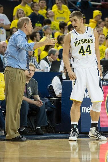 Michigan coach John Beilein announced Tuesday that junior forward Max Bielfeldt recently underwent hip surgery.