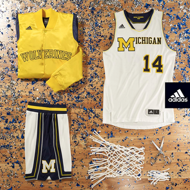 b57942ec5afa Michigan will wear special 1989 tribute uniforms on Jan. 10 against  Minnesota.