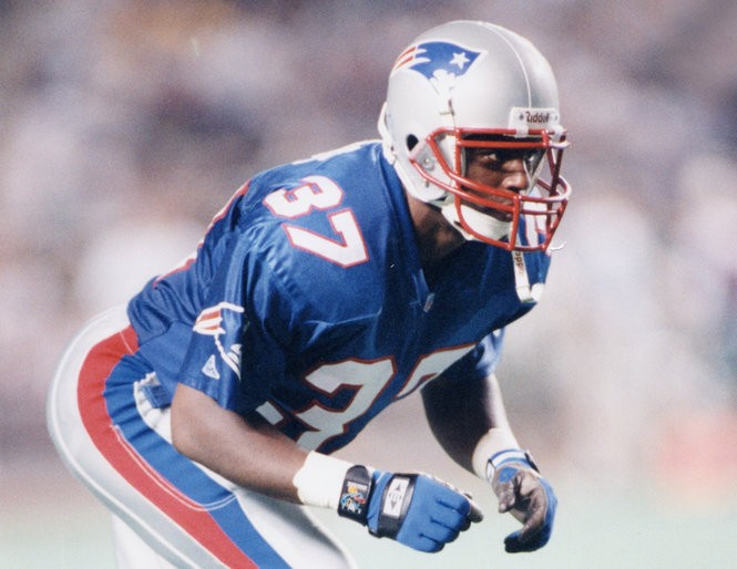 Maurice Hurst Sr. played for the New England Patriots from 1989 to 1995.