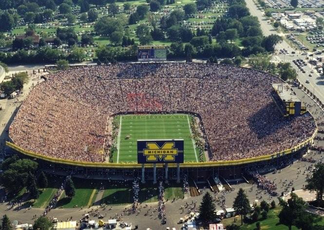 Michigan Stadium facts to amaze and astound - mlive.com