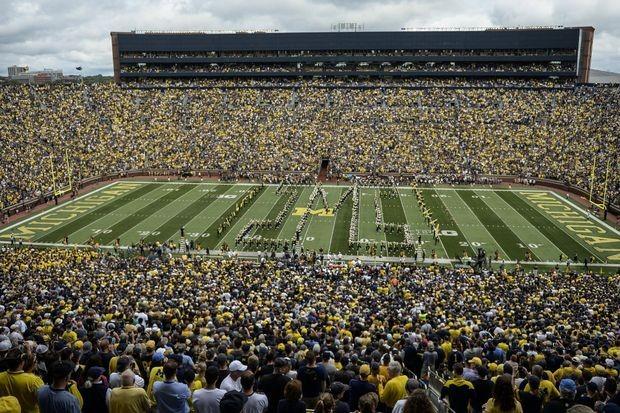 Michigan Stadium facts to amaze and astound - mlive com