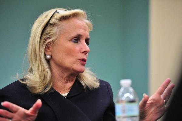 U.S. Rep. Debbie Dingell.