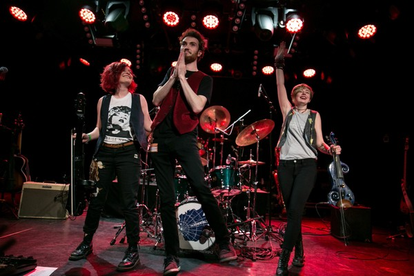 Song by The Accidentals featured in Turner Classic Movies promo