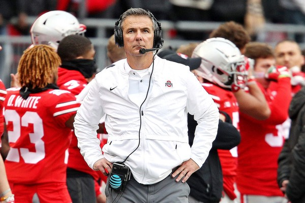Urban Meyer is retiring as Ohio State's head coach. (Mike Mulholland | MLive.com)