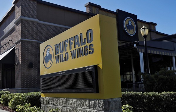 Buffalo Wild Wings operates in all 50 states. (Chris O'Meara | AP Photo)