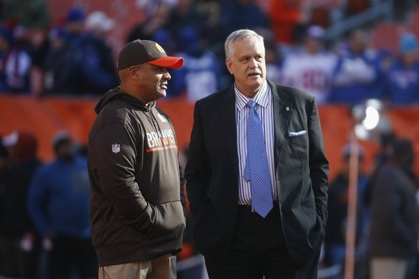 Matt Millen served as the Detroit Lions' general manager from 2001-2008. (AP Photo)