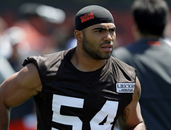 Mychal Kendricks is off to Seattle, and then off to jail. (Tony Dejak | AP Photo)