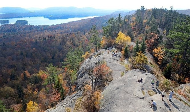 Avoid crowds: 13 hikes in Adirondacks with spectacular views