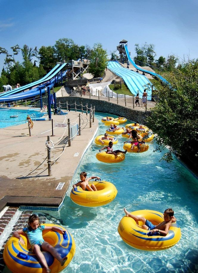 Water parks in Upstate NY: 12 places to splash, slide and