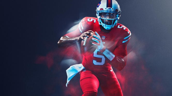 the latest d873c 7bc5d NFL Color Rush uniforms 2016: Check out the Nike jerseys for ...