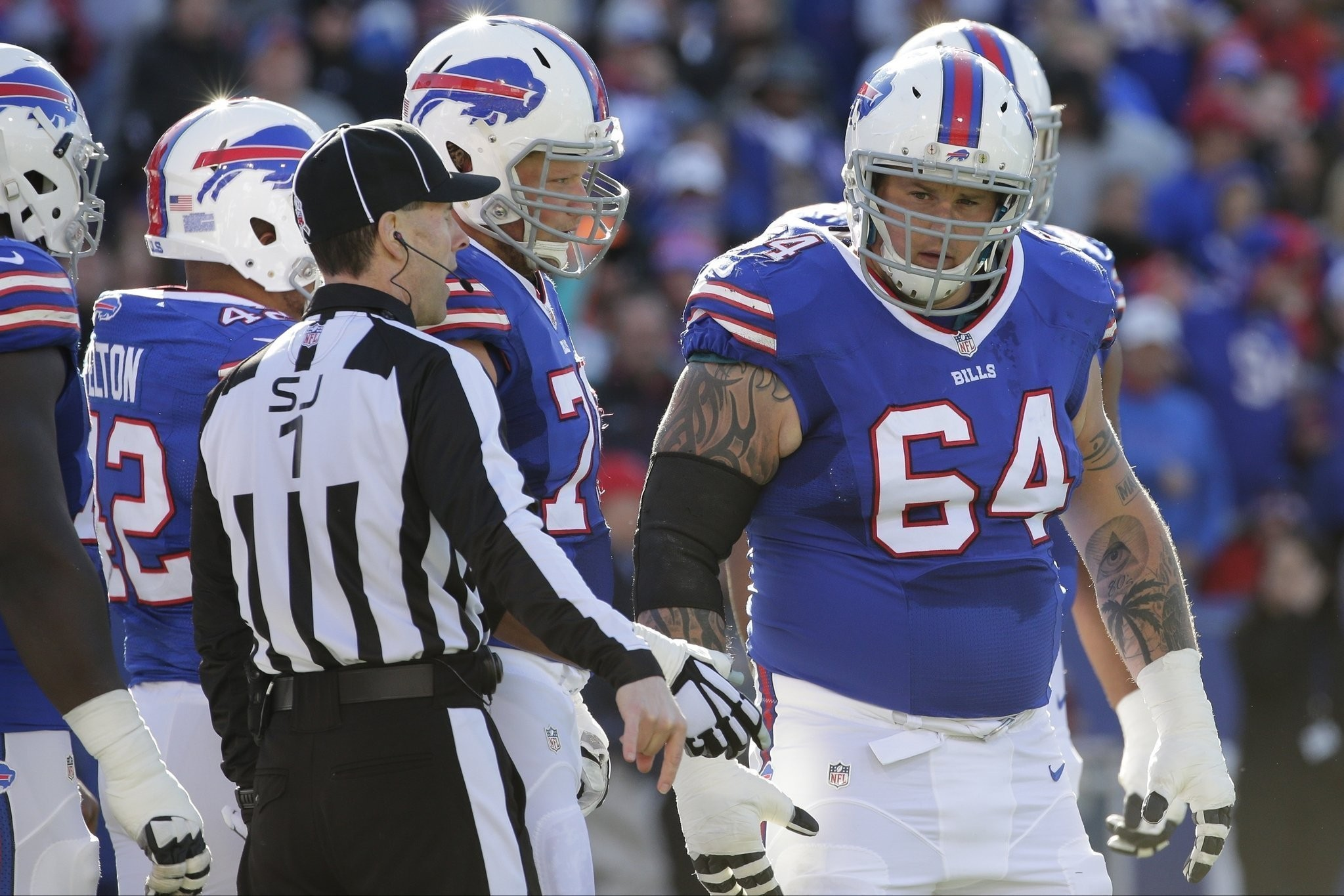 Buffalo Bills officially place Richie Incognito on reserve/retired ...