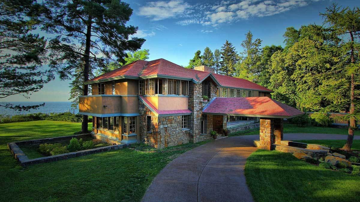Buffalo Architecture Visit Frank Lloyd Wright S Famous Buildings Newyorkupstate Com