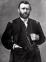 Ulysses S. Grant commanded the Army of the Potomac in the Battle of the Wilderness, May 5th and 6th, 1864, one of the greatest military struggles in history.