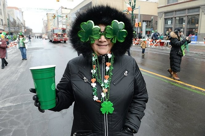 Upstate New York's St  Patrick's Day parades for 2018: Dates, times