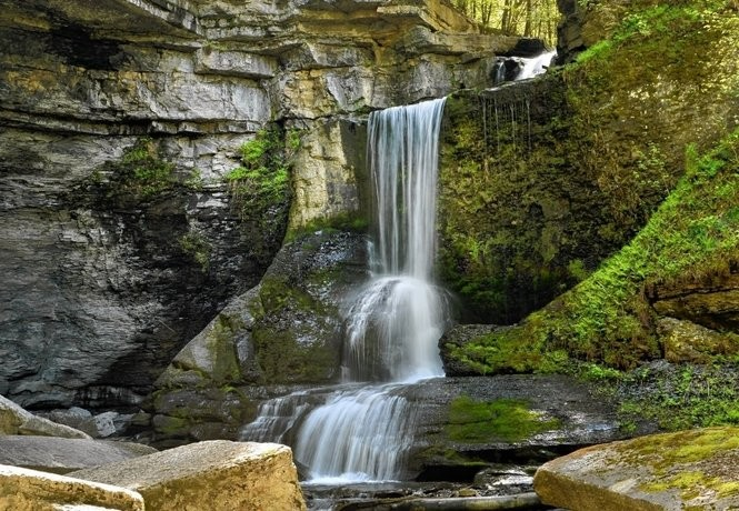 13 easy hiking trails in the Finger Lakes: See waterfalls