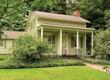 Millard Fillmore House near Buffalo, NY