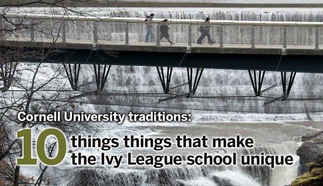 Cornell University traditions: 10 things that make the Ivy